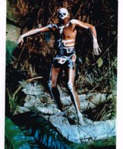 Geoffrey Holder Autograph Signed Photo - Live & Let Die